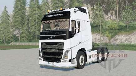Volvo FꞪ16 para Farming Simulator 2017