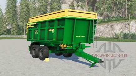 ZDT Mega 1ろ para Farming Simulator 2017