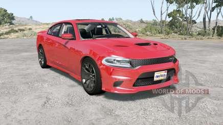 Dodge Charger SRT Hellcat (LD) 2015 v2.0 para BeamNG Drive