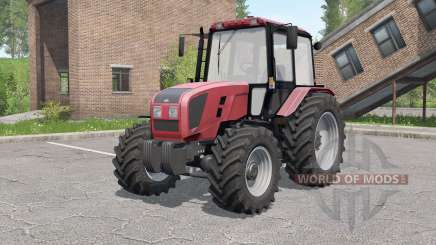 MTZ-1220.3 Беларуȼ para Farming Simulator 2017