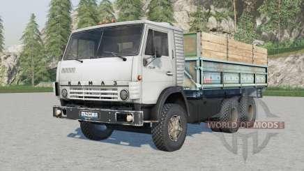 Kamaz-53Ձ0 para Farming Simulator 2017