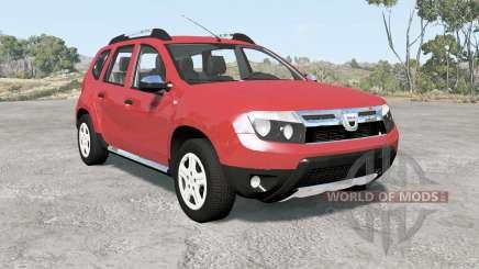 Dacia Duster 2010 para BeamNG Drive