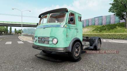Mercedes-Benz LPS 331 para Euro Truck Simulator 2