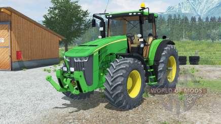 A John Deere 8370Ɽ para Farming Simulator 2013