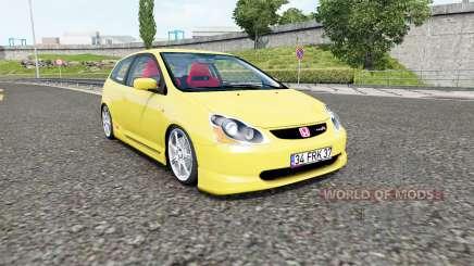 Honda Civic Type-R (EP3) 2004 para Euro Truck Simulator 2