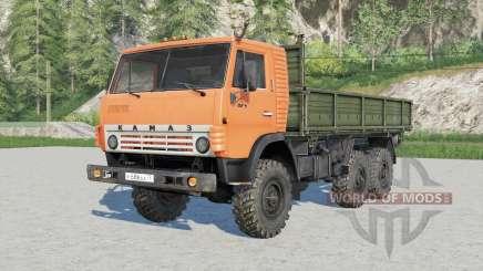 Kamaz-4ვ10 para Farming Simulator 2017