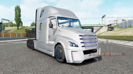 Freightliner Inspiration 2015 para Euro Truck Simulator 2