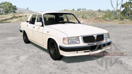 GAZ-3110 Volga 2000 para BeamNG Drive