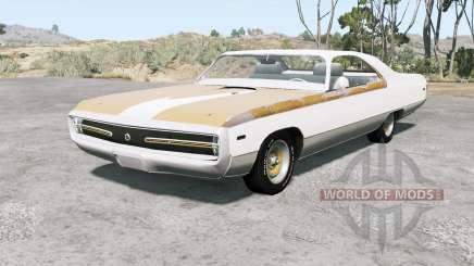 Chrysler 300-H Hurst (CM23) 1970 para BeamNG Drive