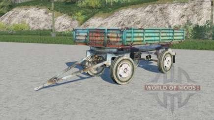 Autosan D-50 para Farming Simulator 2017