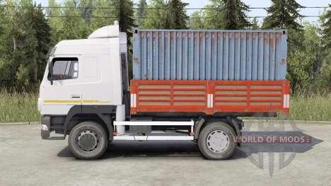 MAz-5440 para Spin Tires
