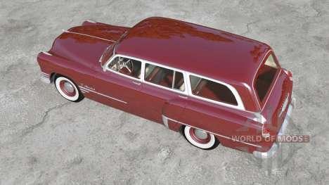 Burnside Special wagon v1.0.2.1 para BeamNG Drive