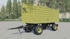 Conow HW 80 Vƽ.1 para Farming Simulator 2017