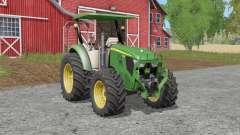 John Deere 5M-serieᶊ para Farming Simulator 2017