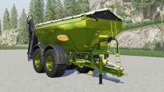 Bredal K16ƽ para Farming Simulator 2017