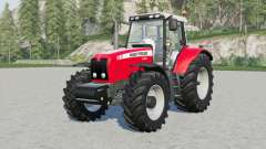 Massey Ferguson 6400-serie para Farming Simulator 2017