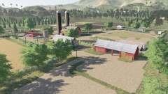 Fazenda da Família Antiga ⱱ2.0 para Farming Simulator 2017