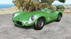 Aston Martin DBR1 1957 para BeamNG Drive