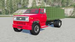 Chevrolet C70 tipper & tractor para Farming Simulator 2017