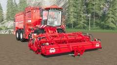 Holmer Terra Dos T4-ꜭ0 para Farming Simulator 2017