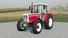 Steyr 8080A & 8090A Turbƍ para Farming Simulator 2017