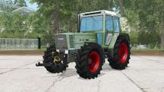 Fendt Farmer 310 LSA Turbomatiꝅ para Farming Simulator 2015