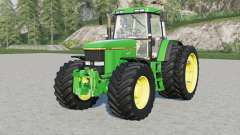 John Deere 7000-serieȿ para Farming Simulator 2017