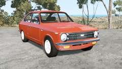 Toyota Corolla Sprinter 1969 v2.0 para BeamNG Drive