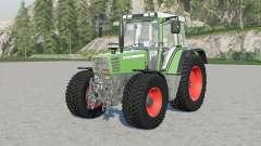 Fendt Favorit 500 C Turboshifꚍ para Farming Simulator 2017