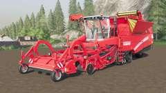 ꝝ15 Grimme Tectron para Farming Simulator 2017