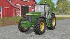 John Deere 7010-serie para Farming Simulator 2017