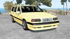 Volvo 850 T5 R Estate 1995 para BeamNG Drive