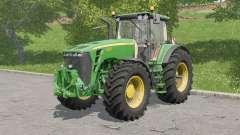 John Deere 8030-serieꚃ para Farming Simulator 2017