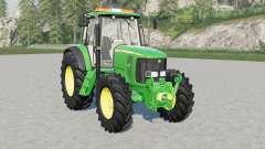 John Deere 6020-serie para Farming Simulator 2017