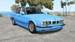 BMW M5 (E34) 1993 v1.18 para BeamNG Drive