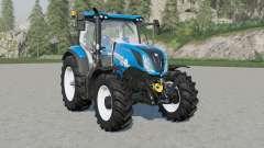 New Holland T6-seri's para Farming Simulator 2017