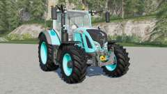 Fendt 700 Vaɍio para Farming Simulator 2017