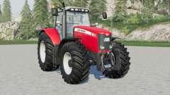 Massey Ferguson 7400-serieᶊ para Farming Simulator 2017