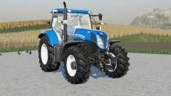 New Holland T7-seriꬴs para Farming Simulator 2017