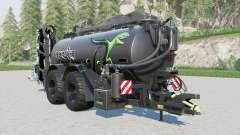Samson PGII Raptor Carbon para Farming Simulator 2017