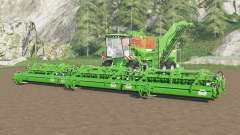 Holmer Terra dos T4-40 multifruiʈ para Farming Simulator 2017