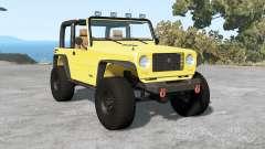 Ibishu Hopper Full-Time 4WD v1.1 para BeamNG Drive