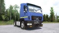 MAz-5440C9-570-030 para MudRunner