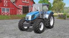 New Holland T5-serieᶊ para Farming Simulator 2017