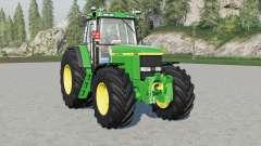 John Deere 7000-serieꞩ para Farming Simulator 2017