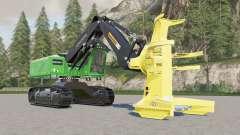 John Deere 953M & 959M para Farming Simulator 2017