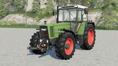 Fendt Farmer 310 LSA Turbomatiƙ para Farming Simulator 2017