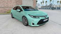 Toyota Corolla hybrid sedan 2020 para American Truck Simulator