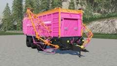 8ꝝ00W Schuitemaker Rapide para Farming Simulator 2017