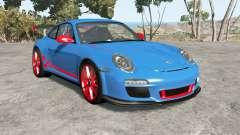 Porsche 911 GT3 RS (997) 200୨ para BeamNG Drive